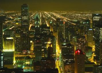 Nightlife chicago